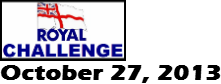 Royal Naval Challenge